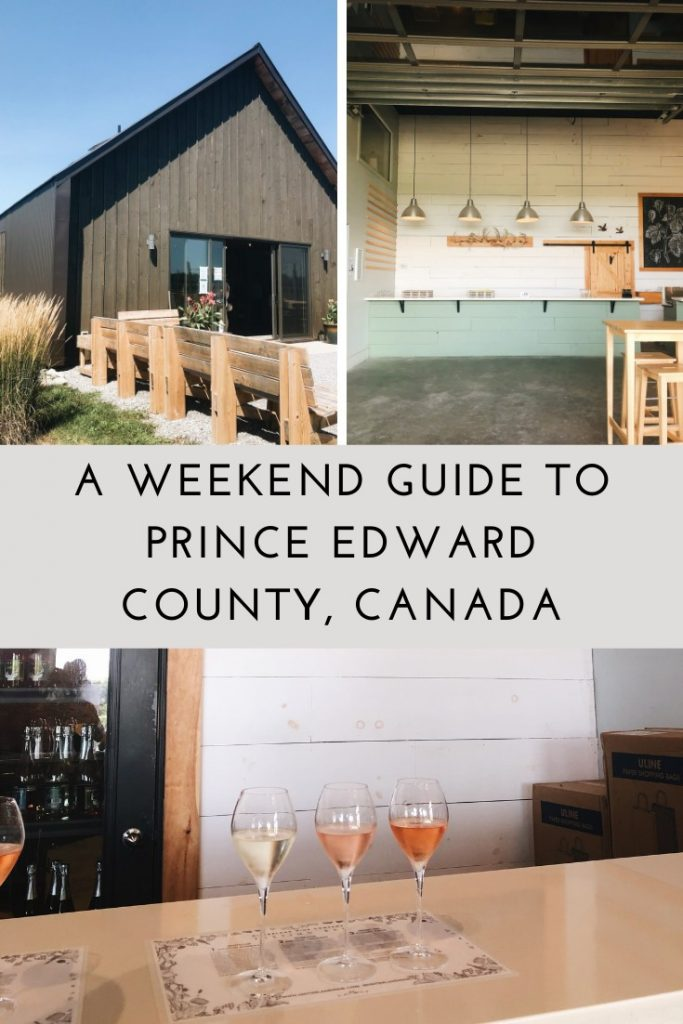 A Weekend Guide to Prince Edward County, Canada