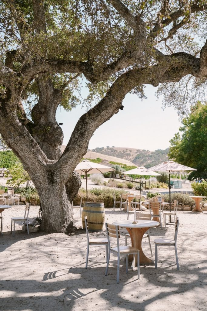 Staying at a Winery in Paso Robles: Geneseo Inn