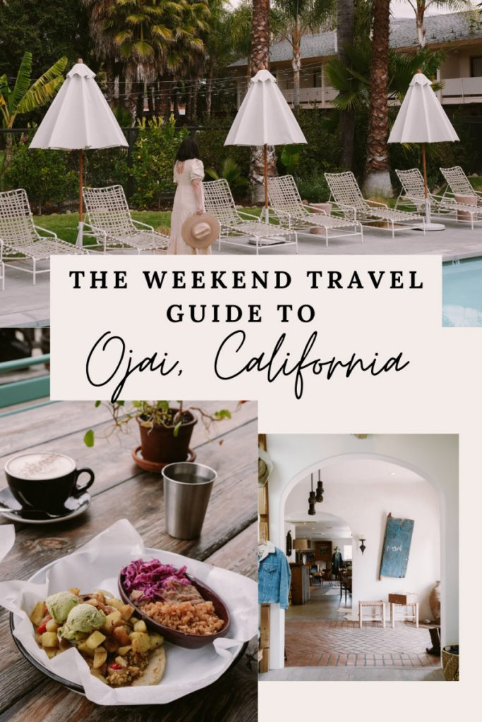 The Weekend Travel Guide to .