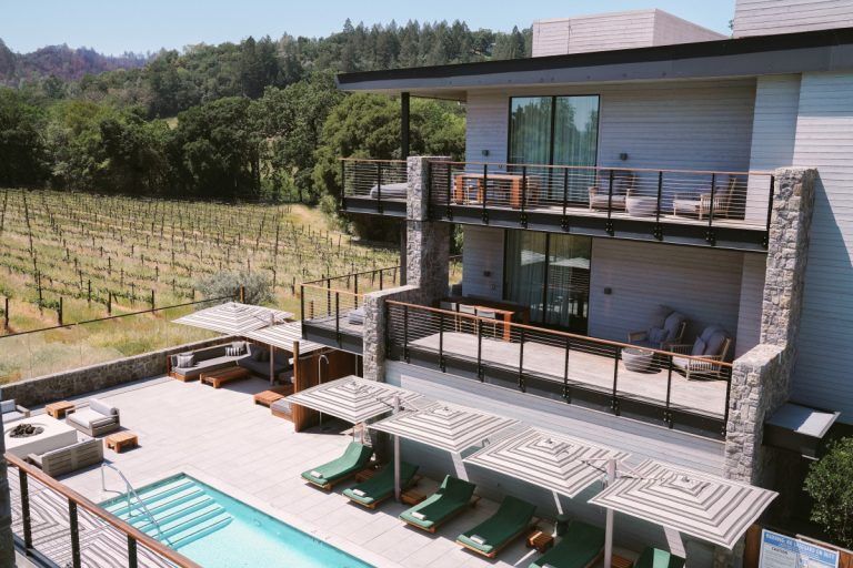 Checking in: The ALiLa Napa Valley