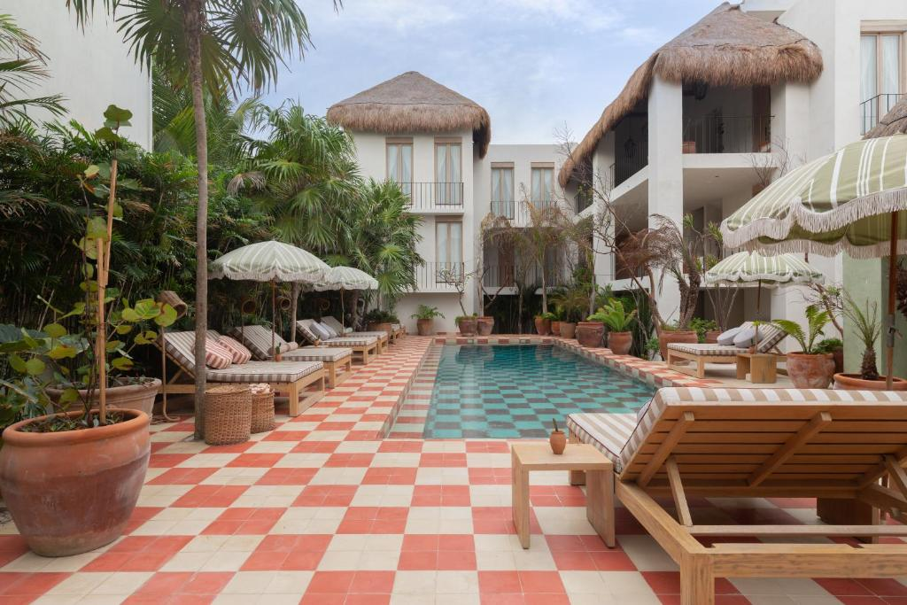 The Best Design Hotels in Tulum