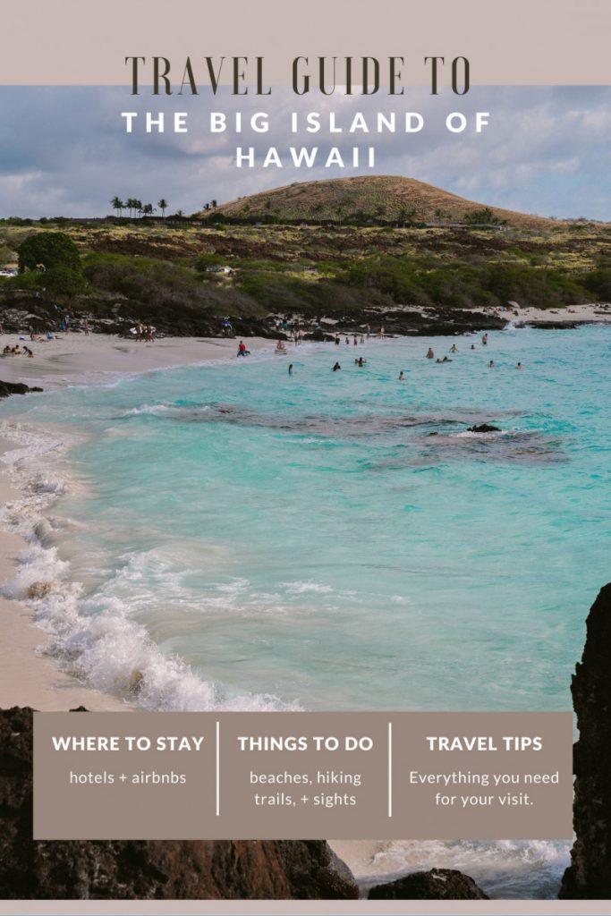 A Slow Travel Guide to The Big Island of Hawaii