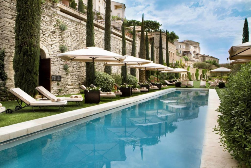 Charming Hotels in The Countryside of Provence, France