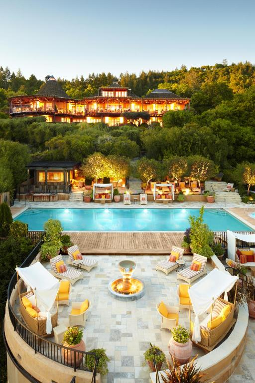 The Best Hotels in The Napa Valley