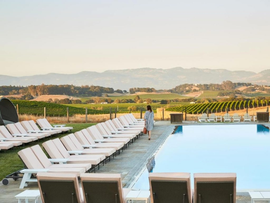 Best Hotels in The Napa Valley